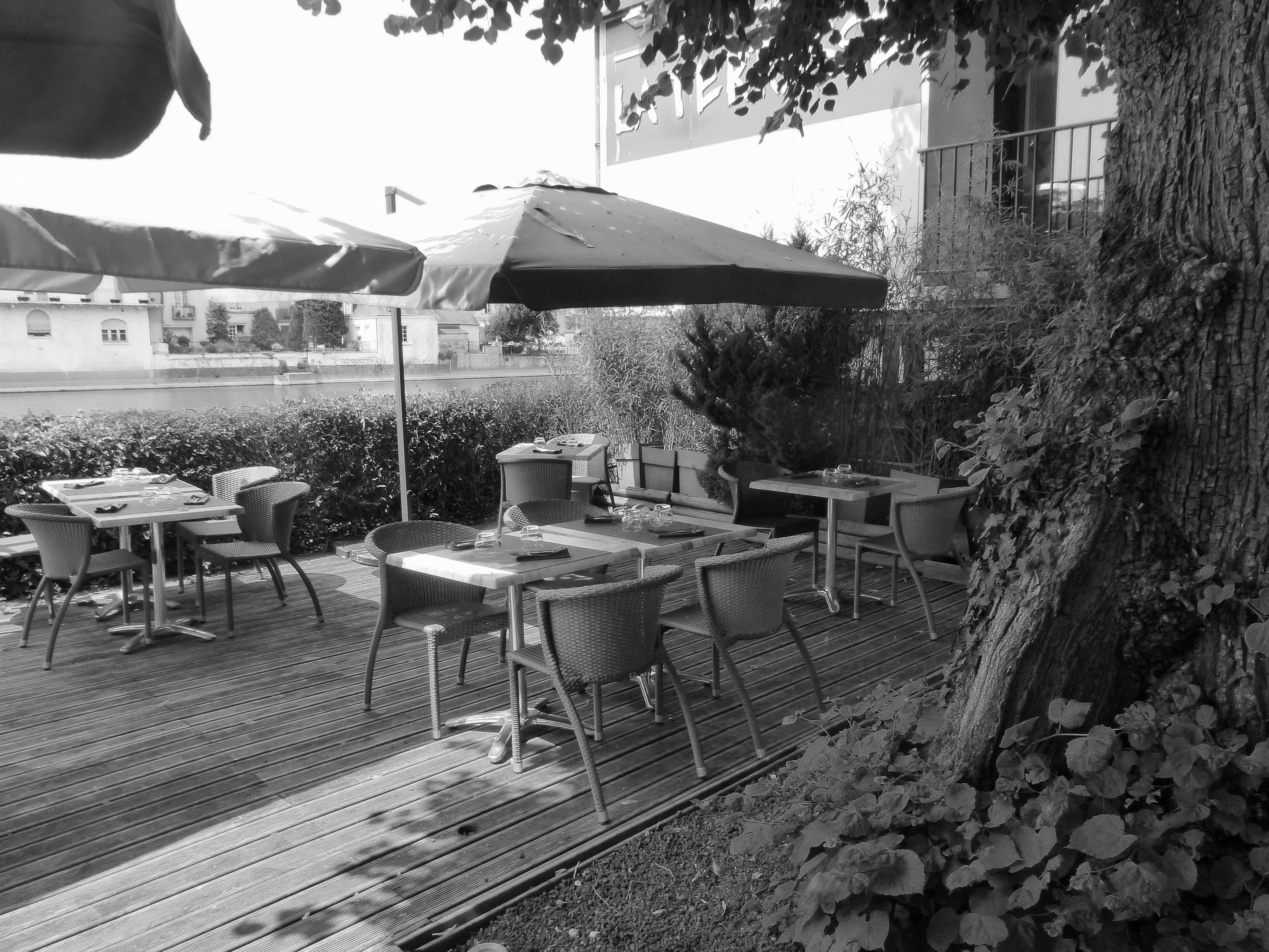 la terrasse extérieure exterieur